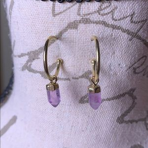 Vince Camuto Hoop Earrings
